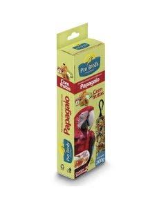 Alimento em Bastão PróBirds com Frutas Papagaio 200g