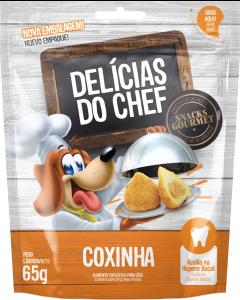 Snack Delícias do Chef Coxinha 65g