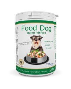 Suplemento Food Dog Baixo Fósforo 500g