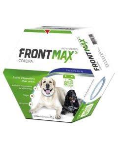 Coleira Antiparasitas FrontMax Cães Acima de 4Kg