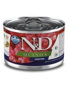 Alimento Úmido N&D Quinoa Digestion Cães Adultos 140g