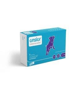 Medicamento Onsior Cães de 5Kg até 10Kg 10mg 7 Comprimidos