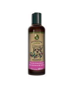 Shampoo PetLab Extractos Aveia para Cães Filhotes 300ml