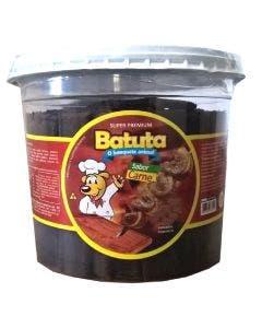 Bifinho Batuta Sabor Carne  2,5Kg