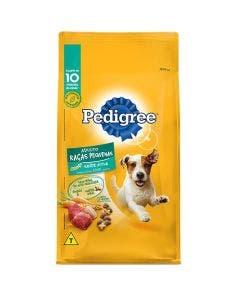 Ração Pedigree Cães Adultos Raças Pequenas 10 Kg