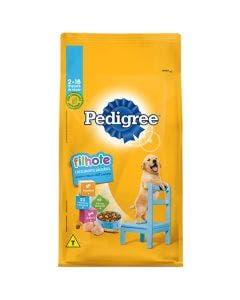 Ração Pedigree Dry Cães Filhotes Raças Médias e Grandes  1 Kg