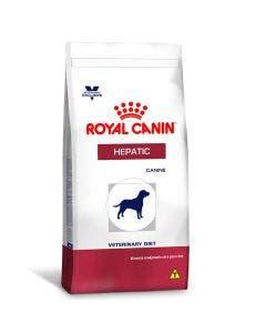 Ração Royal Canin Hepatic Cães Adultos 10,1 Kg