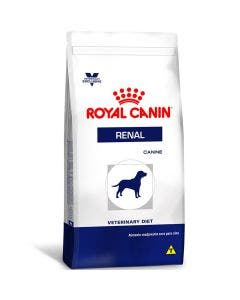 Ração Royal Canin Renal Cães Adultos 2,0 Kg
