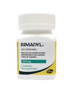 Medicamento Rimadyl 100 mg