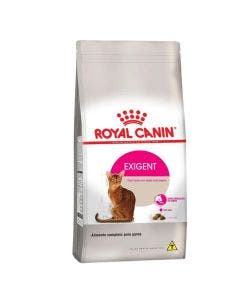 Ração Royal Canin Exigent Gatos Adultos 4 Kg