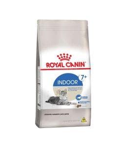 Ração Royal Canin Gato Sênior Indoor 7+ 400 g
