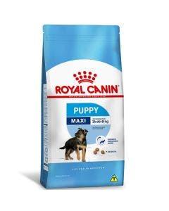 Ração Royal Canin Maxi Puppy Cães Filhotes 15Kg