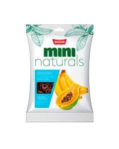 Petisco Mini Naturals Digestão Bassar Mamão e Banana 60 g