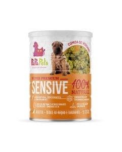 Alimento Úmido PapaPets Premium Cães Adultos Sensíveis 280g