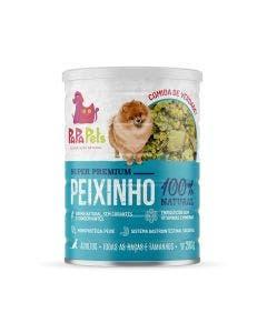 Alimento Úmido PapaPets Premium Peixinho Cães Adultos 280g