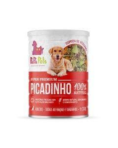 Alimento Úmido PapaPets Premium Picadinho Cães Adultos 280g