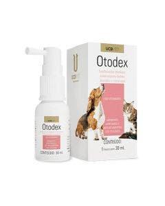Antibiótico Otodex Cães e Gatos 30ml
