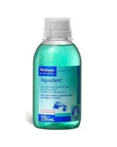 Solução Aquadent Virbac 250ml