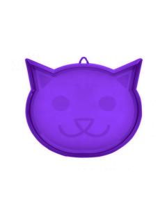 Bandeja Truqys Roxo Para Gatos