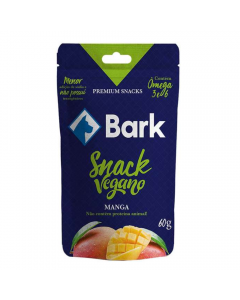 Snack Bark Sobremesa Sabor Manga 60g