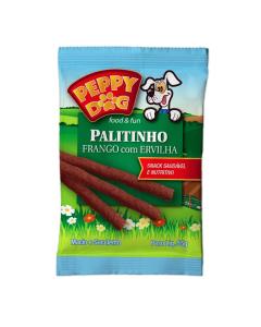 Palitinho Frango com Ervilha Peppy Dog