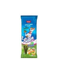 Snack Twistie Bones Veggie Bassar 4 Unidades