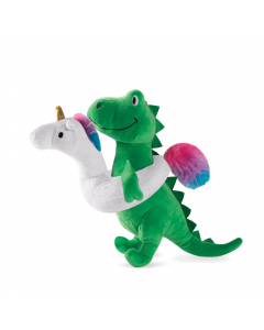 Brinquedo Pelúcia Aupet T-Rex de Boia