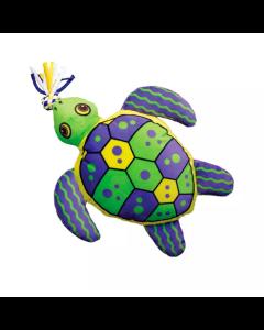 Brinquedo Pelúcia Kong Aloha Tartaruga