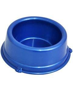 Comedouro Plástico São Pet Azul 1700mL