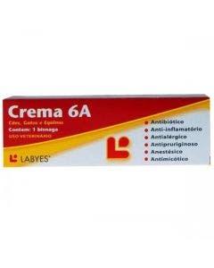 Medicamento Crema 6A Labyes 15g