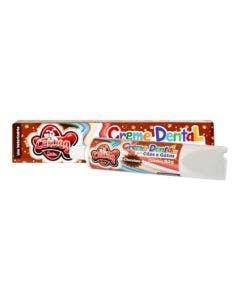 Creme Dental CatDog Chocolate 90g
