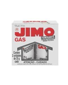 Dedetizador Jimo Gás Fumigante