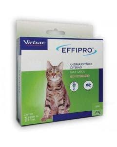 Antipulgas Effipro Virbac Gatos - 1 Pipeta
