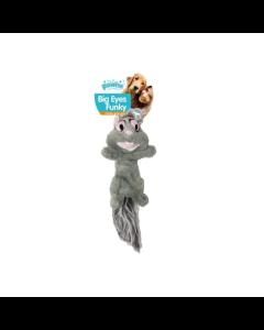 Brinquedo Pelúcia Pawise Esquilo Big Eyes P