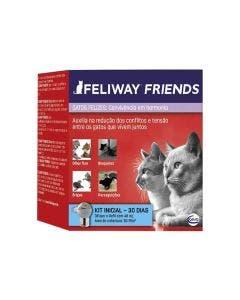 Feliway Friends Difusor Elétrico + Refil 48ml