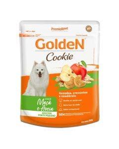 Cookie Golden Maçã e Aveia Cães Adultos de Porte Pequeno 350g
