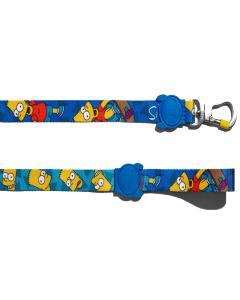 Guia Zee Dog Padrão Bart Simpson Extra Small