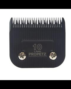 Lâmina ProPetz de Titanium Aço Inox Premium 10