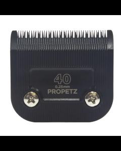 Lâmina ProPetz de Titanium Aço Inox Premium 40