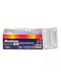 Mectimax 3mg Blister 4 Comprimidos