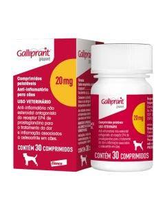 Anti-inflamatório Galliprant 20mg 30 Comprimidos