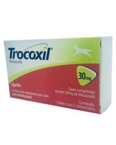 Medicamento Anti-Inflamatório Trocoxil 30mg