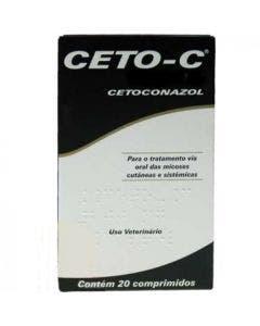Medicamento Castel CETO C 400mg 20 Comprimidos