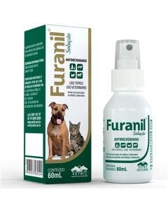 Medicamento Furanil Spray 60ml