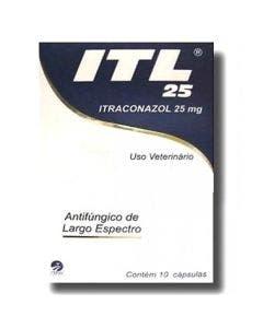 Medicamento ITL  25 mg