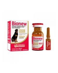 Medicamento Injetável Bionew  20mL