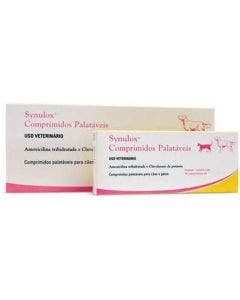 Medicamento Synulox 250 mg
