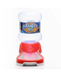 Bebedouro Automatico Truqys 6LT Vermelho