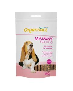 Petisco Palito Organnact Mammy 160G