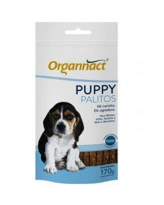 Palitos Organnact Puppy 160g
